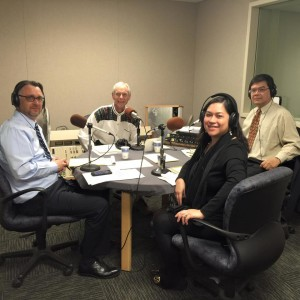 Grace Alano on Your Legal Rights Radio Show with Chuck Finney